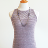 Light Crochet Tank Top Kit