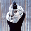 Simple Infinity Scarf Crochet Pattern