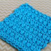 Single Crochet Square Face Scrubbie Crochet Pattern