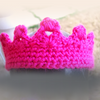 Baby Princess Crown Crochet Pattern