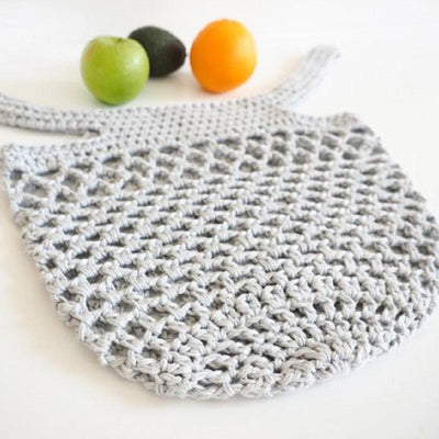 Farmer's Market Crochet Bag Crochet Pattern