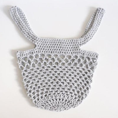 Farmer's Market Bag Crochet Pattern