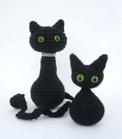 Crochet Cat Amigurumi Pattern