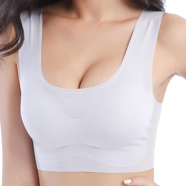Seamless Breathable Yoga Sports Wireless Bras