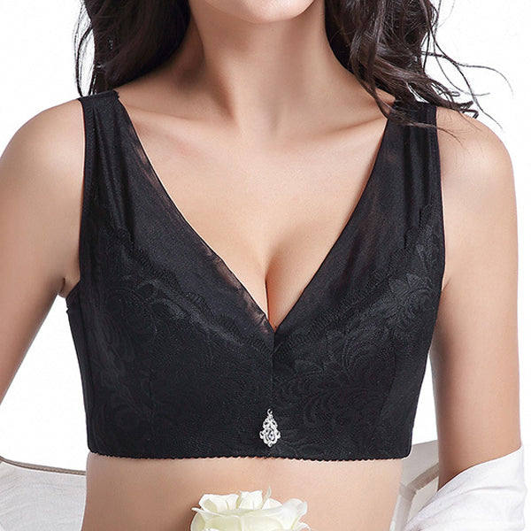 Full Coverage Great Support Push Up Comfort Bras