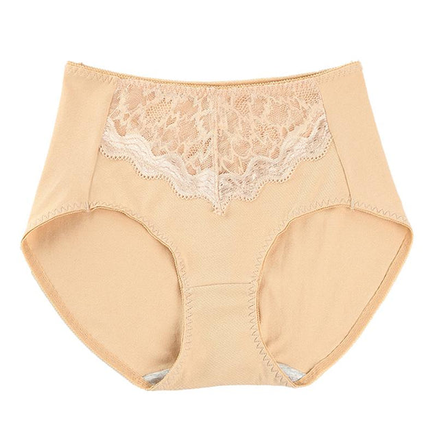 Cotton Embroidered Mid Rise Briefs