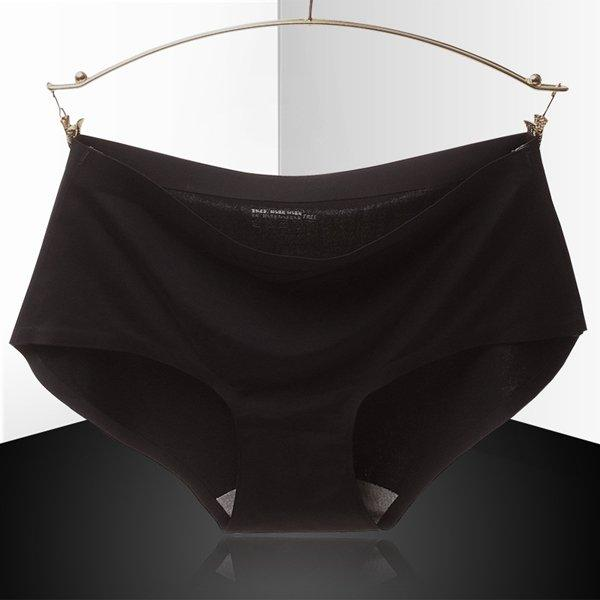 Sexy Breathable Ice Silk Panties
