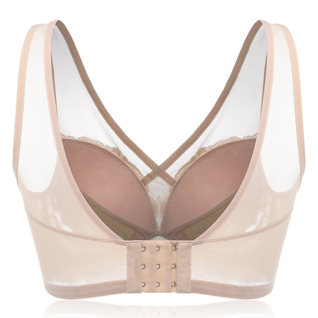 Lace Wireless Full Coverage Bras