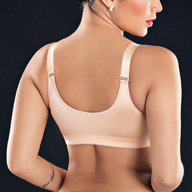 Wireless Thin Adjustable Bra