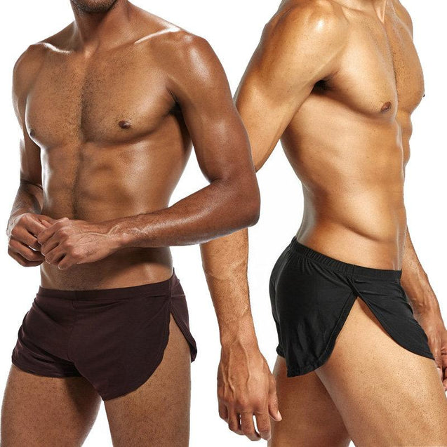 Breathable Sport Home Soft Low Waist Underwear