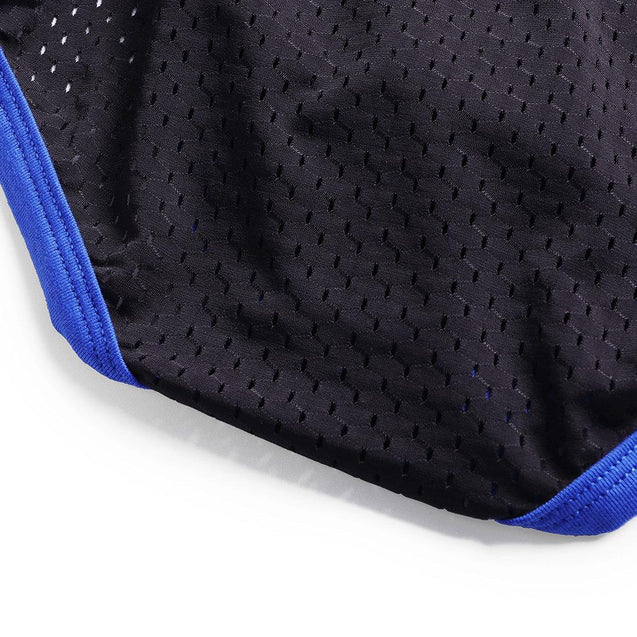 Stylish Spell Color Fabric Elastic Waistband Pouch Brief