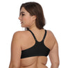 Front Closure Push Up Full Cup Lightly Lined Bra