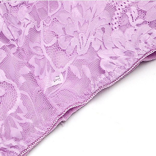 Lace Quilt Belly Shaping Butt Lifting Panties