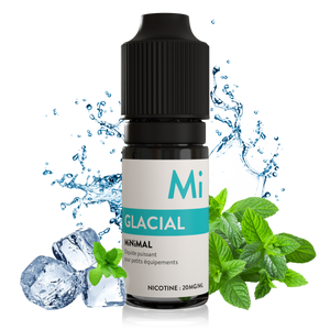 sels de nicotine minimal the fuu glacial 10ml