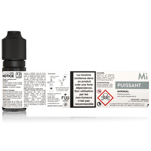 sels de nicotine minimal the fuu puissant 10ml 20mg