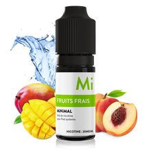 Charger l'image dans la galerie, sels de nicotine minimal the fuu fruits frais 10ml