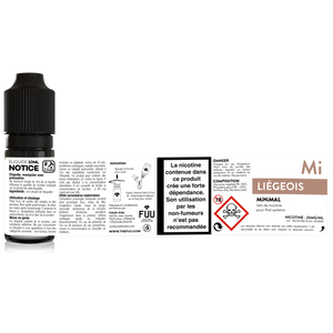 sels de nicotine liegeois minimal the fuu 10ml 20mg