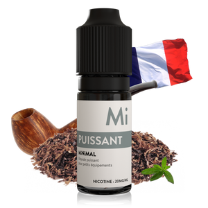 sels de nicotine minimal the fuu puissant 10ml