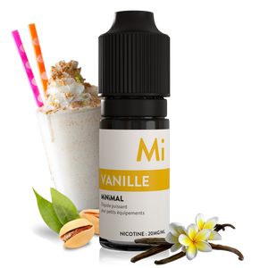 sels de nicotine minimal the fuu vanille 10ml