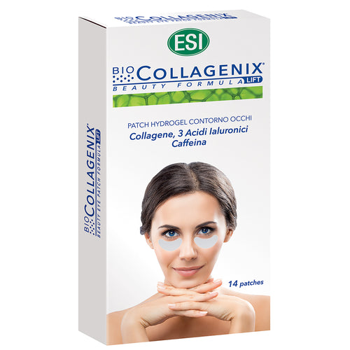 Biocollagenix parches contorno ojos