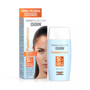 Isdin Fusion Water SPF 50+ sin color