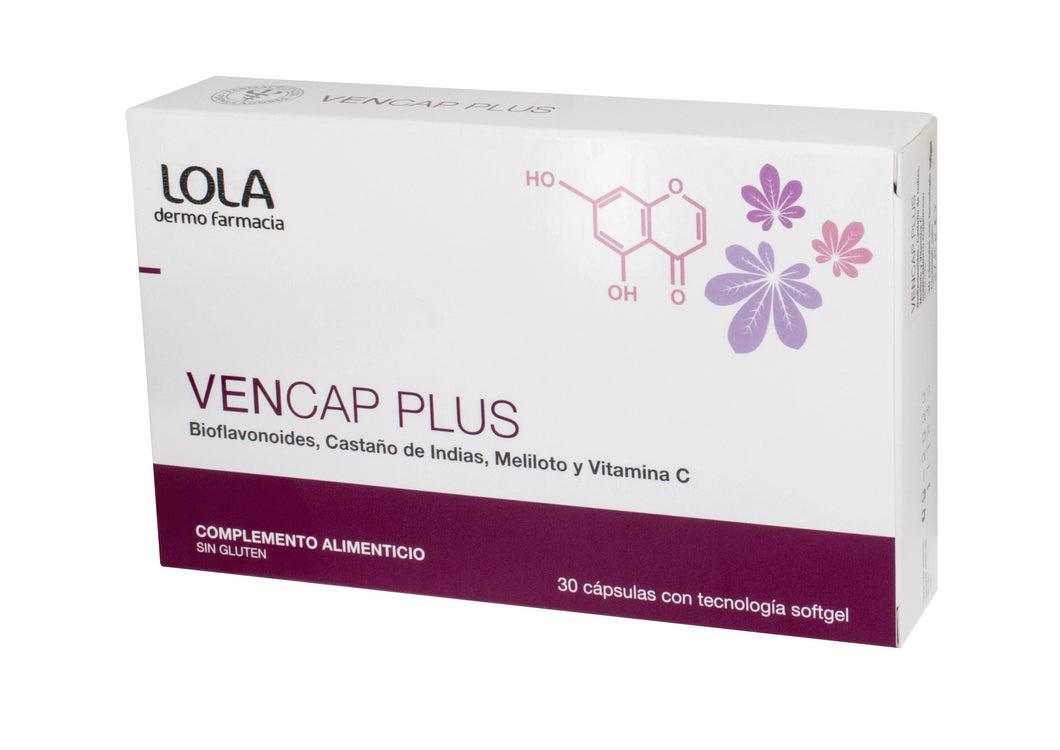 VENCap PLUS Lola- 30 cápsulas softgel