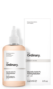 Glycolic Acid 7% Toning Solution- 240ml