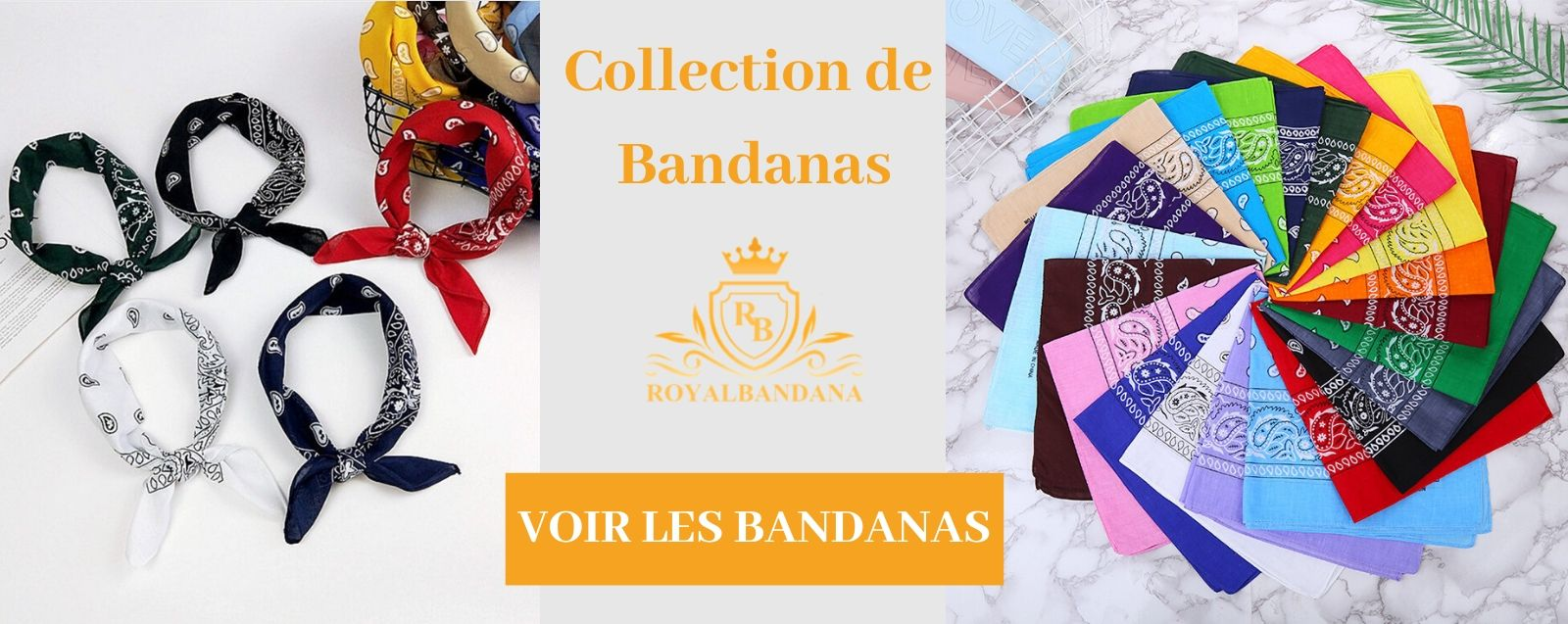 voir collection bandana femme royalbandana