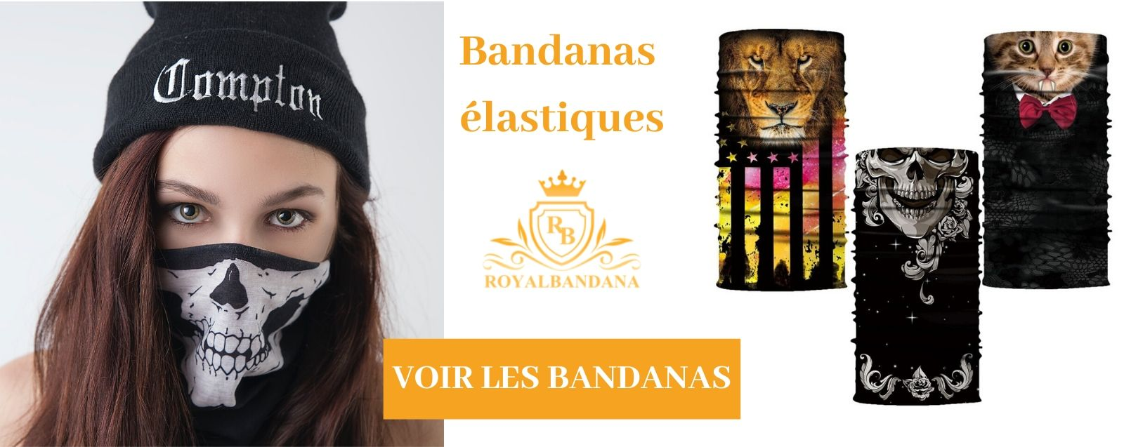 voir collection bandanas masques royalbandana