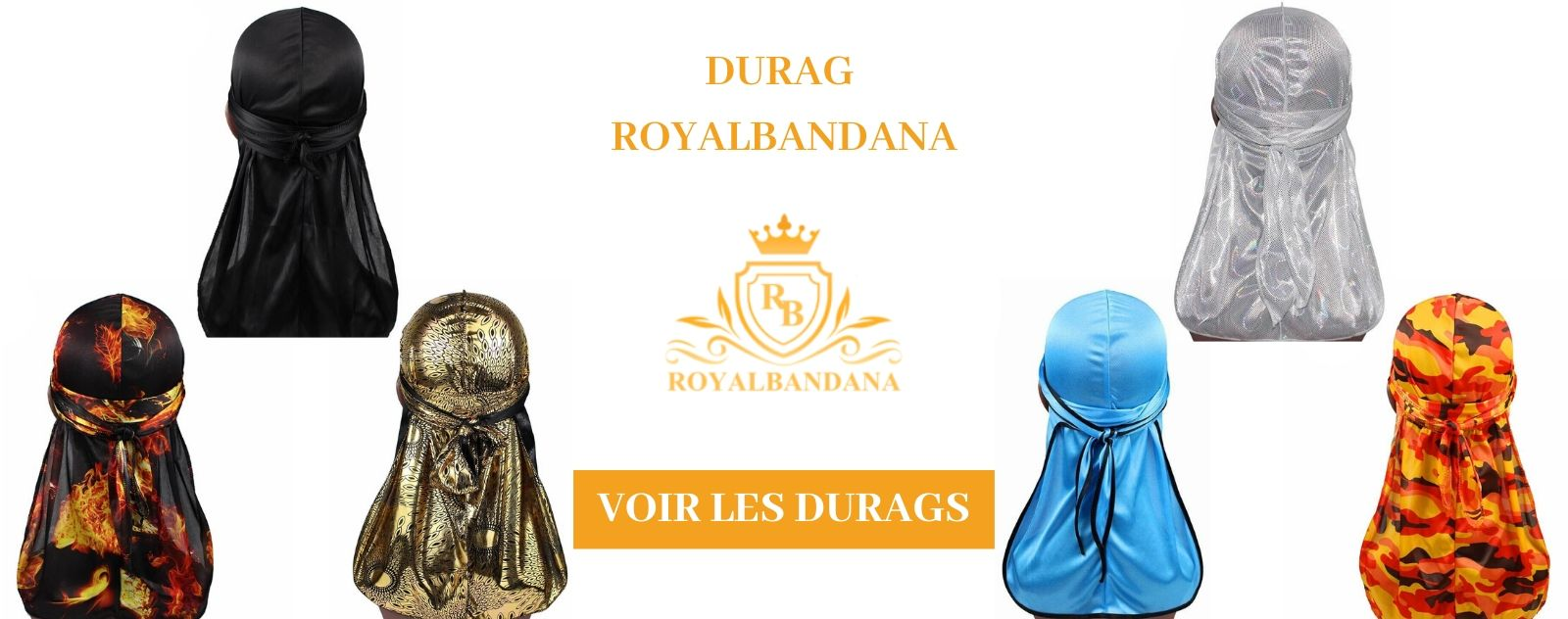 voir durag collection royalbandana