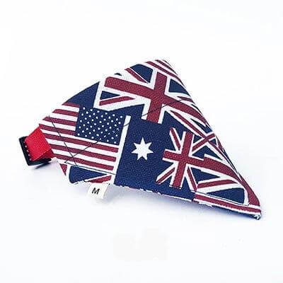 Bandana chien british royalbandana