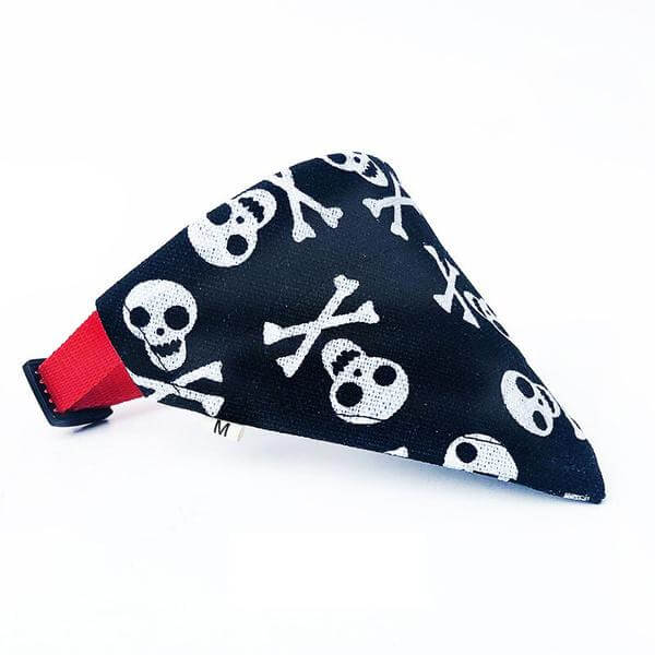 Bandana chien pirate royalbandana