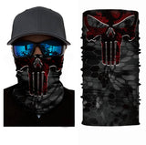 Bandana The Punisher ensemble RoyalBandana