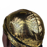 Durag Gold qualité royalbandana