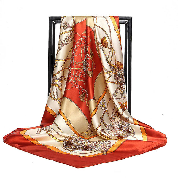 Foulard Moutarde RoyalBandana