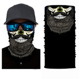 Bandana Barbe ensemble RoyalBandana