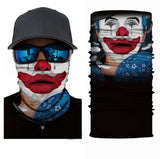 Bandana Clown Triste ensemble RoyalBandana