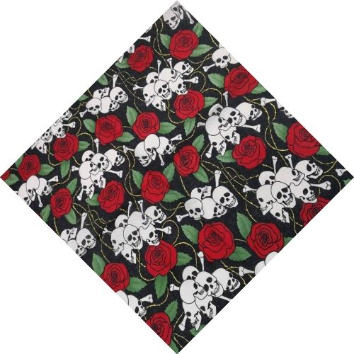 Bandana Rose Mortelle RoyalBandana