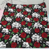 Bandana Rose Mortelle qualité RoyalBandana