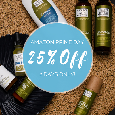 Take 25% Off for Amazon Prime Day and Support a Great Cause