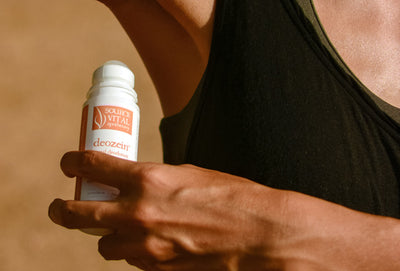 Best-Selling Deozein Natural Deodorant Now Available in Easy-to-Use Roll-On Formula