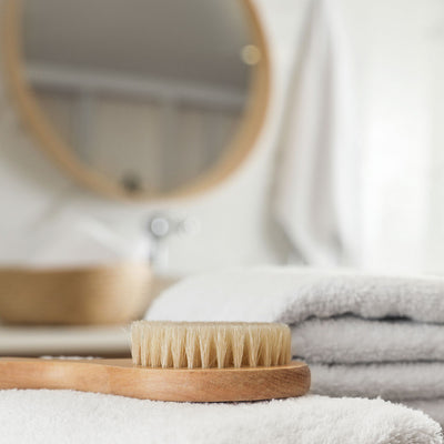 Spa From Home - Detox Thermal Body Brushing