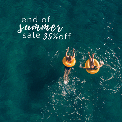 Take 35% Off During Our End of Summer Labor Day Sale