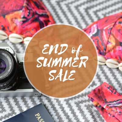 5 Reasons to Stock Up During Our End of Summer Sale