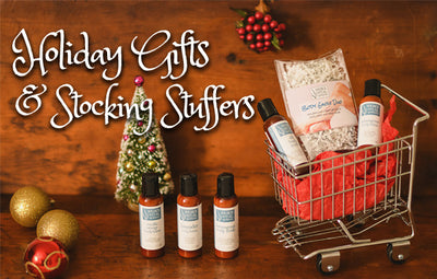 2017 Holiday Gift Guide: 7 Safe & Natural Gifts for Everyone on Your List