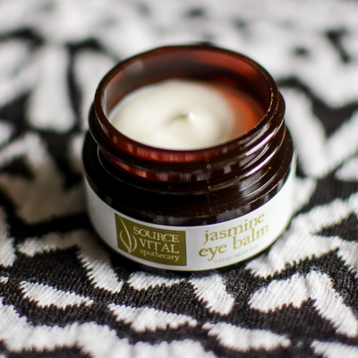 That Time When We Formulated Our First Product - Jasmine Eye Balm