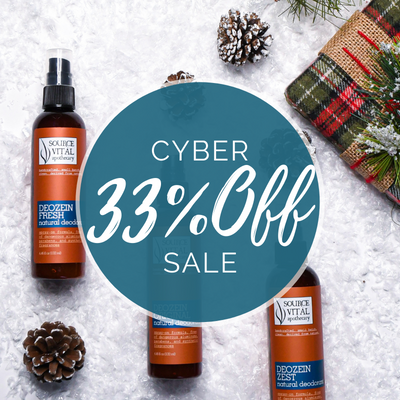 7 Reasons To Shop Source Vital Apothecary's Black Friday/Cyber Monday Sale