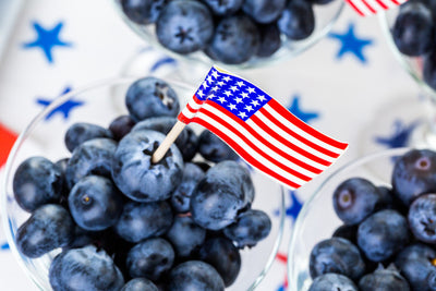Healthy Fourth of July Recipes