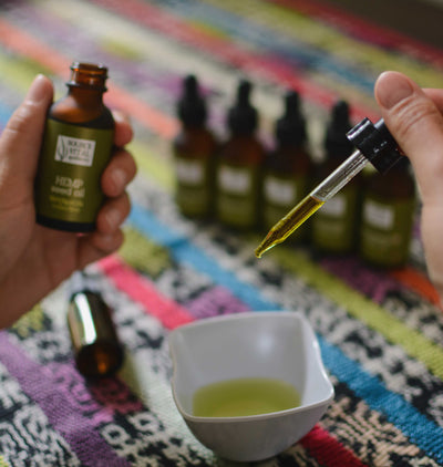 How to Incorporate Botanical Oils Into your Skin Care Regimen