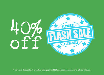 No Foolin' Friday 40% Off Flash Sale – Today Only!